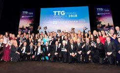 Siren Comms wins at the TTG Awards 2018_